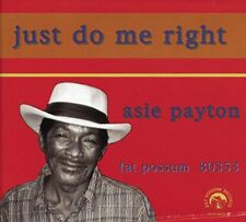 ASIE PAYTON - Just Do Me Right [CD]