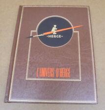 UNIVERS HERGE - TINTIN - ROMBALDI - TOME 2 - EO 1987 ( TTBE )