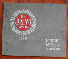 ROCHESTER OPTICAL AND CAMERA PREMO/POCO CATALOG, 1900/cks/201051