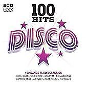 Various Artists - 100 Hits (Disco, 2007) CD