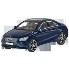 Mercedes Benz C 117 CLA Klasse Facelift/Mopf 2016 Blau 1:43 Neu OVP