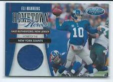 2011 Certified Eli Manning Hometown Heroes GU JERSEY RELIC /250 GIANTS
