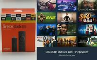 New Amazon Smart Fire TV Stick Lite with Alexa Voice Remote Lite HD TV 2020