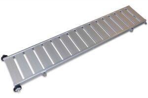 ALU Gangway Superlight 190 cm Antirutsch Oberfläche Landungssteg NEU 9181