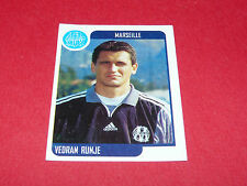 178 VEDRAN RUNJE OLYMPIQUE MARSEILLE OM PANINI FOOT 2002 FOOTBALL 2001 2002