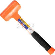 20 OZ (ca. 566.98 g) poliuretano Morto colpo Martello MANICO IN COMPOSITO Soft Mallet Hand Tool fai da te