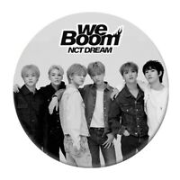 KPOP NCT DREAM 3rd Album [WE BOOM] Badge Pin Brooch for Backpack Clothes Tihkl