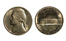 1956-P Jefferson Nickel - Gem Bu #287
