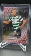 Bas Dost Sporting 2016/17 Showcase Red #06/25