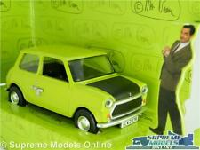 MR BEAN MINI MODEL CAR 1:36 SCALE BEAN'S GREEN BEANS CORGI AUSTIN LEYLAND K8