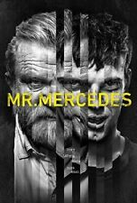 Mr. Mercedes: Season 2 [New DVD] 3 Pack, Ac-3/Dolby Digital, Dubbed, S