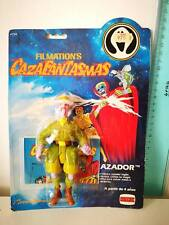 GHOSTBUSTERS FILMATION'S CAZADOR COMANSI VINTAGE TOYS NEW