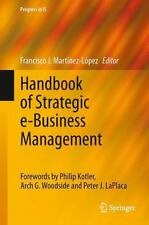 Progress in IS: Handbook of E-Business Strategic Management (2013, Hardcover)