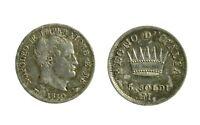 s36_1) Milano Napoleone I (1805-1814) Re d' Italia  - 5 Soldi 1810