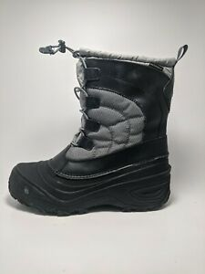 The North Face Women's Sz 6 Thermafelt Insulated Snow Winter Waterproof Boots