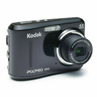 KODAK PIXPRO FZ43 Compact Digital Camera 16MP 4X Zoom HD 720P
