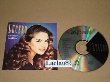 Lucero Siempre Contigo 1994 Melody Cd Mexico