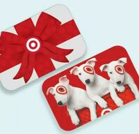 Target gift card 50 dollars New.