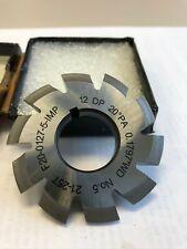 Involute Gear Cutter 12dp 20pa 5