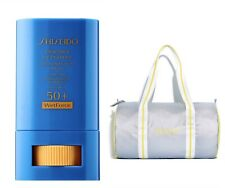 SALE! SHISEIDO Clear Stick UV Protector WetForce Sunscreen SPF 50+ FREE BAG
