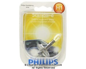 NEW Philips BC9650 H1 Halogen 1-Pack 12258B1 Bulb