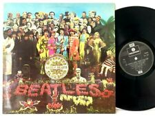 The Beatles Sgt Pepper's Lonely Hearts Club Band - UK Parlophone LP Vinyl Record