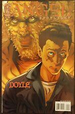 Angel Spotlight Doyle - Jeff Johnson Cover VF/NM first printing IDW Buffy BTVS