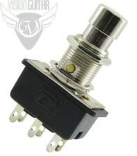 Genuine Dunlop Crybaby/MXR Pedal DPDT Footswitch (ECB035)