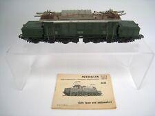 Marklin H0 - 3022 - DB Electric Locomotive E94 276 - includung booklet