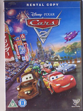 Cars 2 (DVD) (2011)