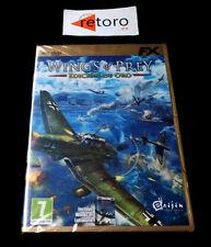 WINGS OF PREY WINGS OF LUFTWAFFE PC DVD Pal-España Español NUEVO Precintado