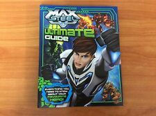 Max Steel Ultimate Guide