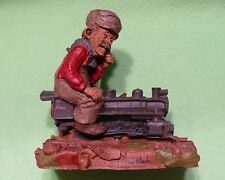 Tom Clark Chief Engineer on B & O Railway Train Engine. Signed # 1131.Embed coin