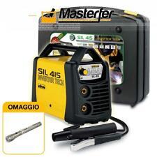 Saldatrice inverter DECA SIL 415 - 150 A elettrodo e TIG - con KIT e valigetta