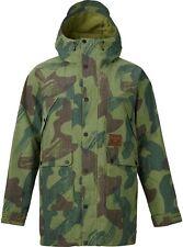 Burton Vagabond Gore-Tex snowboard jacket (men's) ___ Medium ___ Denison, camo