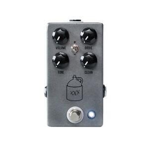 JHS Moonshine V2 Version 2 Overdrive Guitar Bass Keyboard Effects Pedal Stompbox