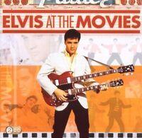 ELVIS PRESLEY - ELVIS AT THE MOVIES 2CD ALBUM SET (2007)