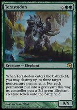 FOIL Terastodonte - Terastodon MTG MAGIC PDS Graveborn Eng