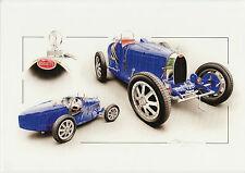 Bugatti OSL 120 1929 GP Dugan Art Large Greeting Card  T37A GP Motoring art