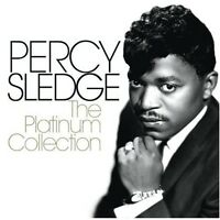 PERCY SLEDGE The Platinum Collection CD NEW Best Of When A Man Loves A Woman