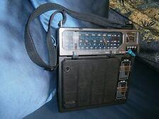 Radio Philips 90AL860 '77 tipo militare Cinghia Funziona Rara Perfetta [bi]