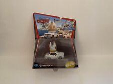Disney Pixar Cars 2 Deluxe Die Cast Vehicle #8 Pope Pinion IV NIB Rare 1:55
