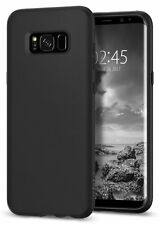 Cover Samsung Galaxy S8, SPIGEN® Custodia [Liquid Crystal] Slim Premium TPU