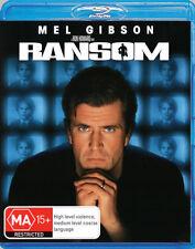 Ransom  - BLU-RAY - NEW Region B