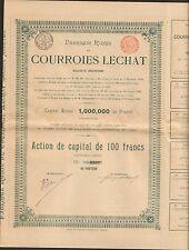 COURROIES LECHAT (BELGIQUE RUSSIE) (D)