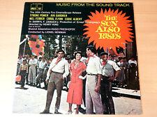 EX/EX- !! The Sun Also Rises/1981 AEI Reissue Soundtrack LP/Lionel Newman
