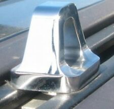 Hummer H3 Chrome Billet Aluminum Roof Rack Cargo Hooks