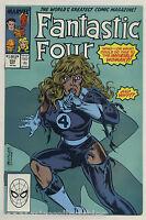 Fantastic Four #332 1989 John Harkness Rich Buckler Marvel Comics
