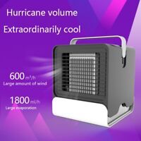 Portable Mini Air Conditioner Water Cool Cooling Fan Artic Cooler Humidifier USB