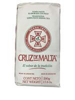 Goya Cruz De Malta 17.6 oz Yerba Mate Herbal Tea Exp2021